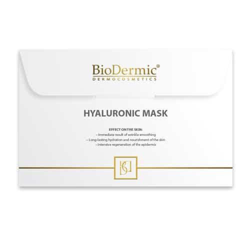 Maska hialuronowa